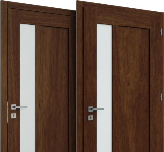 bezfalcové interiérové dvere