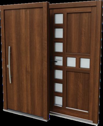 Dizajn vchodových dverí