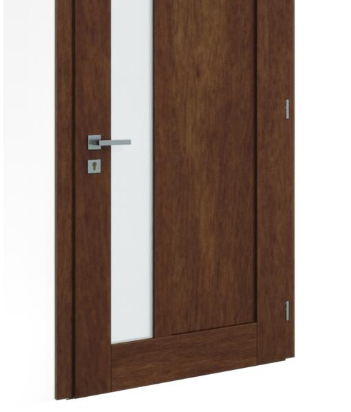interiérové dvere z masívneho dreva