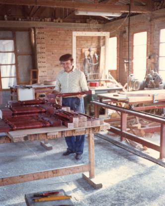 Prvé výrobky od Baltazára Renczesa