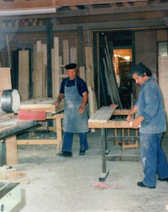 V maštale začínala menšia vyroba pre dedinčanov