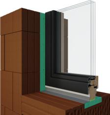 kvalitná montáž drevohliníkových okien