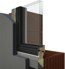 montáž drevohliníkových okien a dverí