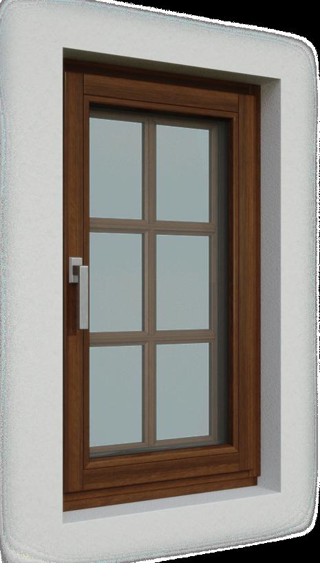 drevené okna na passivne stavby